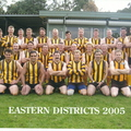2005 Eastern Supers Team